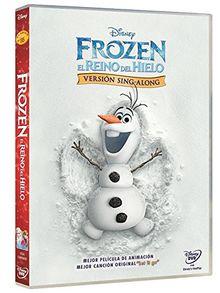 Frozen, el Reino del Hielo Sing AlongFrozen, el Reino del Hielo Sing Along [Spanien Import]