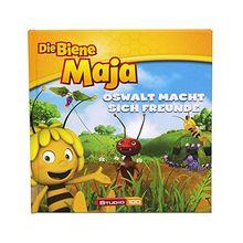 Die Biene Maja Geschichtenbuch: Bd. 5: Oswalt macht sich Freunde