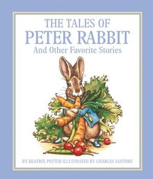The Tales of Peter Rabbit: And Other Favourite Stories (Miniature Editions)