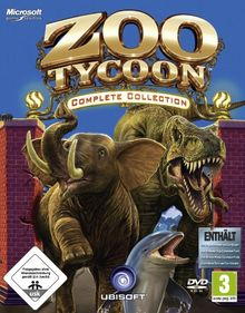 Zoo Tycoon - Complete Collection [Software Pyramide]