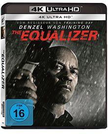 The Equalizer (4K Ultra HD) [Blu-ray]