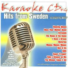 Hits from Sweden as played by Abba - Karaoke