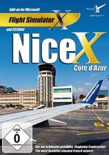 Flight Simulator X - Nice Cote d'Azur X