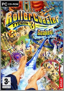 Rollercoaster Tycoon 3 - Soaked