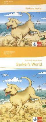 Barker's World: Englische Lektüre mit Audio-CD für das 1. Lernjahr