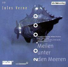 20000 Meilen unter den Meeren (Hörspielfassung, 2 Audio-CDs)
