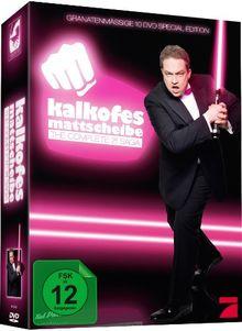 Kalkofes Mattscheibe - The Complete ProSieben-Saga [10 DVDs]