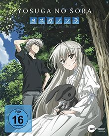 Yosuga no Sora - Vol.1 - Das Kazuha Kapitel - Mediabook (+ Plüschhase) [Blu-ray] [Limited Edition]