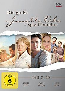 Die große Janette Oke-Spielfilmreihe Teil 7-10 [4 DVDs]