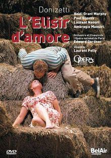 Gaetano Donizetti - L'elisir d'amore (Opéra national de Paris 2006)