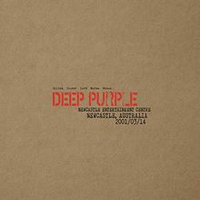 Deep Purple - Live in Newcastle 2001