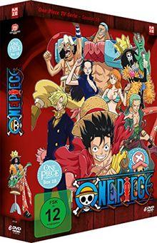 One Piece - Die TV Serie - Box Vol. 18 [6 DVDs]