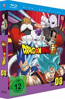 Dragonball Super - Vol. 8 - [Blu-ray]