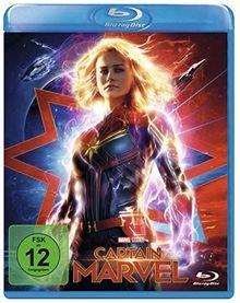 Captain Marvel [Blu-ray]
