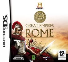 HISTORY GREAT EMPIRE ROME DS