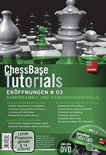 ChessBase Tutorials: Eröffnungen 3: Videoschachtraining: Damengambit und Damenbauernspiele