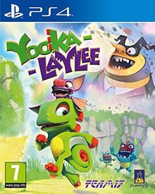Yooka-Laylee PS4 (French Version)