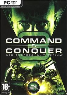 Command and Conquer 3 : Les Guerres du Tibérium