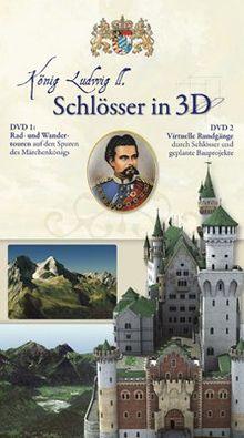 König Ludwig II. - Schlösser in 3D (DVD-ROM)