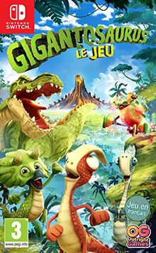 namco Bandai ng Gigantosaurus - Schalter