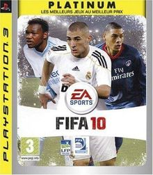 Sony - Fifa 10 - platinum Occasion [ PS3 ] - 5030931088933