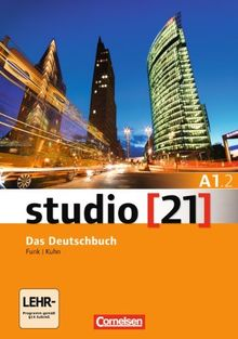 A1: Teilband 2 - Das Deutschbuch (Kurs- und Übungsbuch mit DVD-ROM): DVD: E-Book mit Audio, interaktiven Übungen, Videoclips (Studio [21])