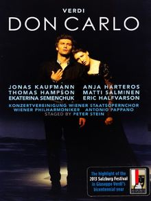 Verdi, Giuseppe - Don Carlo [2 DVDs]