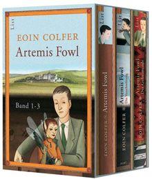 Artemis Fowl - Band 1-3 im Schuber