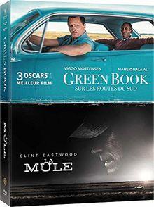 Coffret 2 films : la mule ; green book - sur les routes du sud [FR Import]
