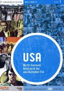 Das Jahrhundert des Kinos - 100 Jahre Film, DVD 01: USA (OmU)