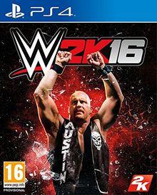 WWE 2K16 PS4 MIX