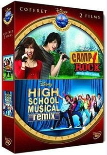 Camp rock ; high school musical remix