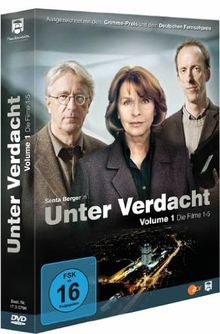 Unter Verdacht - Vol. 1 [3 DVDs]