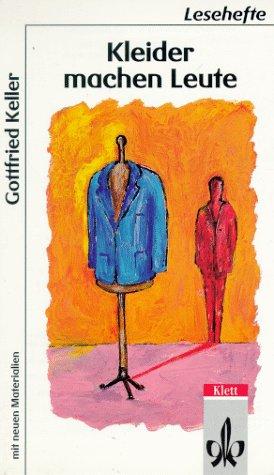 Kleider Machen Leute Lernmaterialien Fiction Poetry Drama