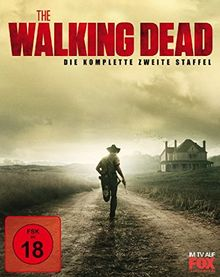 The Walking Dead - Die komplette zweite Staffel - Limitiert [Blu-ray]