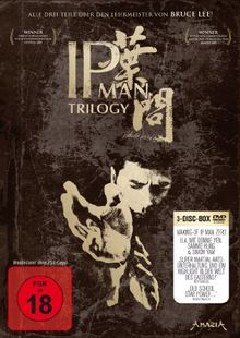 Ip Man Trilogy (Special Edition, 3 Discs)