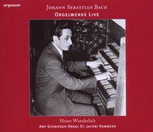 Orgelwerke Live-St.Jacobi Hamburg
