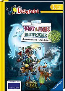 Henry & Hobbs. Geisterjäger (Leserabe - 3. Lesestufe)