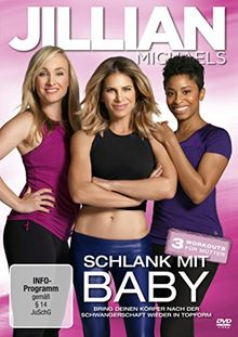 Jillian Michaels - Schlank mit Baby