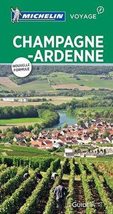 Michelin Le Guide Vert Champagne Ardenne (MICHELIN Grüne Reiseführer)