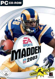 Madden NFL 2003 [Hammerpreis]