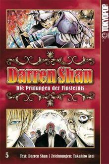 Darren Shan 05: Die Prüfungen der Finsternis