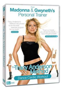 Madonna and Gwyneth's Personal Trainer - The Tracy Anderson Method Dance Cardio Workout [UK Import]