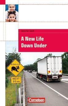 Cornelsen English Library - Fiction: 7. Schuljahr, Stufe 1 - A New Life Down Under: Textheft. Mit Aufgaben und Activities