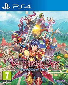 PS4 Valthirian Arc: Hero School Story (PEGI)