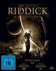 Riddick Collection [Blu-ray]