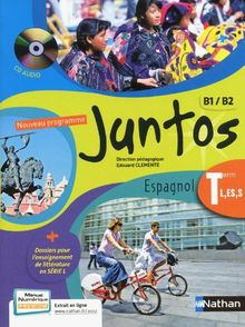 Espagnol Tle L, ES, S Juntos (1CD audio)