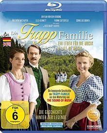 Die Trapp Familie - Ein Leben für die Musik [Blu-ray]