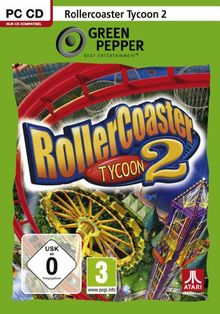 Roller Coaster Tycoon 2 [Green Pepper]