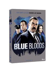 Coffret blue bloods, saison 2